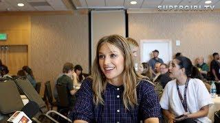 Interview With Melissa Benoist | Supergirl.tv