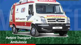 Only call Medilift Road Ambulance in Kankarbagh and Gandhi Maidan