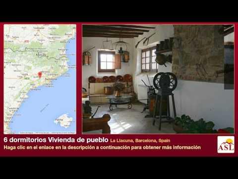 6 dormitorios Vivienda de pueblo se Vende en La Llacuna, Barcelona, Spain