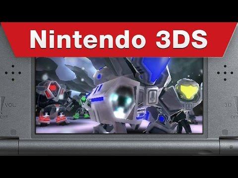 Nintendo 3DS - Metroid Prime: Federation Force E3 2015 Trailer thumbnail