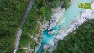 I feel Soča Valley, Slovenia