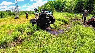 Can Am Outlander, Yamaha Grizzly, Kawasaki BruteForce, Honda Rubicon (Search And Destroy)