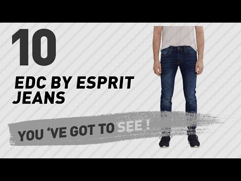Edc By Esprit Jeans For Men // UK New & Popular 2017
