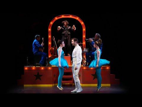 Bande-annonce de présentation du spectacle DOM JUAN, mis en scène par Jean-Philippe Daguerre, au...