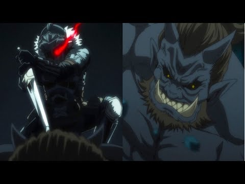 Goblin Slayer Episode 4 Review - Dungeon Crawling Ogre Battle!