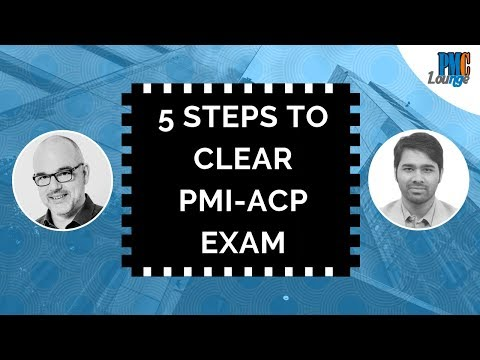 5 Steps to clear the PMI-ACP Exam | PMI-ACP Certification - YouTube