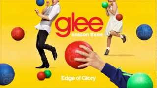 Edge Of Glory - Glee [HD Full Studio]