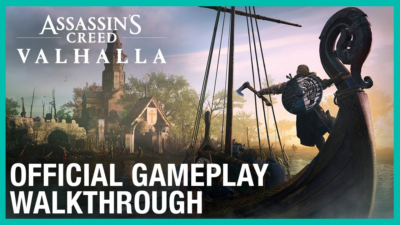 Games - Assassin`s Creed Valhalla