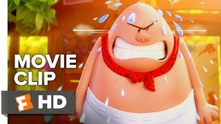 Captain Underpants: The First Epic Movie Clip - Water (2017) | Movieclips Coming Soon