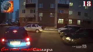Аварии и ДТП за Октябрь 2017 (18+) Car Crash Compilation №140