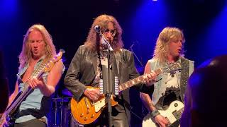 Ace Frehley - Rocket Ride - 11/9/18 in 4K Clearwater FL