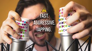 ASMR Fast and Aggressive TAPPING | Sleepy Tingles