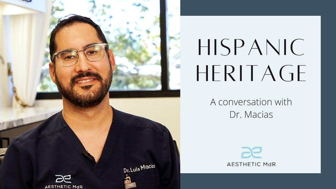 Video Thumbnail of Dr. Macias putting on mask