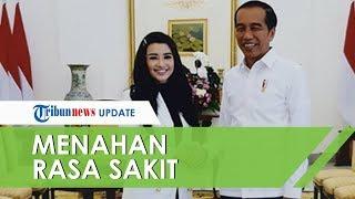 Sakit Hingga Diopname, Fitri Carlina Rela Menahan Sakit demi Bertemu Presiden Jokowi