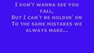 Where it ends-16 Frames lyrics