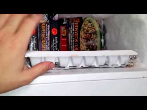 HATIN ON MY KENMORE MINI FRIDGE/FREEZER REVIEW!!!