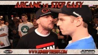 KOTD - 2012 Grand Prix R3 - Arcane vs Step Easy