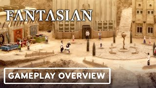 Fantasian - Official Gameplay Features Overview Trailer by IGN