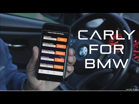 Carly for BMW Gen 2 OBD Adapter Review (BMWhat)