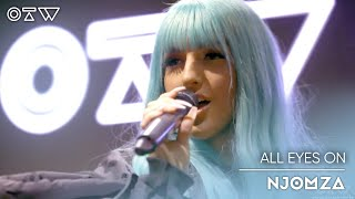 "Njomza   ""Lonely Nights"" [Live + Interview] 