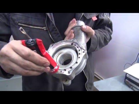 Ремонт турбины на Mazda. Ремонт турбины на Mazda СПБ .