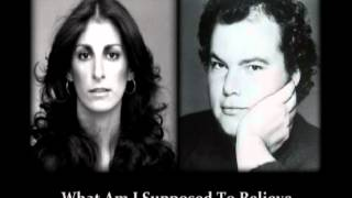 Christopher Cross & Karla Bonoff - What Am I Supposed To Believe