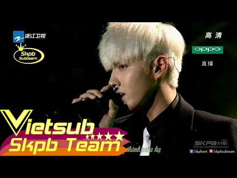 [Vietsub] [Live] 141231 Kris Wu (Wu YiFan) - Time Boils The Rain & There Is A Place [Full HD 1080p]