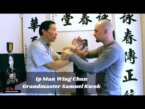 Ip Man Wing Chun   Grandmaster Samuel Kwok   Season 2 Episode 17