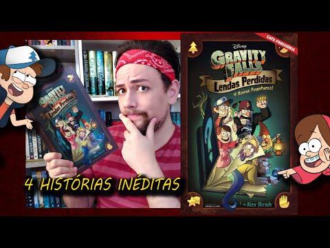 Resenha GRAVITY FALLS: LENDAS PERDIDAS | Universo dos Livros