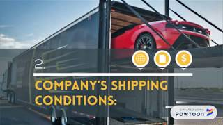 Factors to consider while selecting car transport company