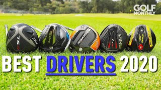 BEST DRIVERS 2020 I Golf Monthly