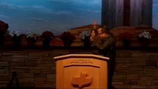 The Grapes Of Wrath  Revelation 14  Pastor Jimmy Morales  12/28/14 11am
