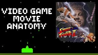 Street Fighter II The Animated Movie Review  Video Game Movie Anatomy