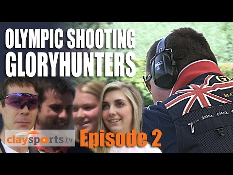 Olympic Shooting Gloryhunters – Claysports, episode 2