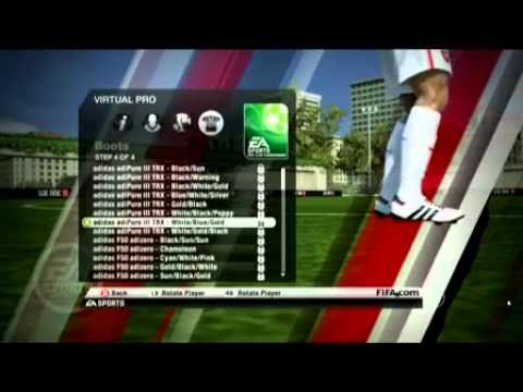 Икона видеоигр: FIFA 11 Часть 2