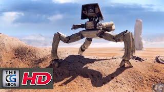 CGI 3D Sci-Fi Short :
