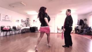 Tina & Nino Dance to Pink Panther / Blurred Lines
