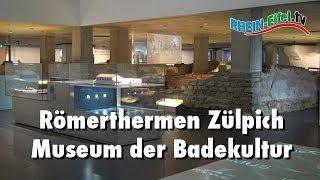 Römerthermen Zülpich | Museum der Badekultur | Rhein-Eifel.TV | Kholo.pk