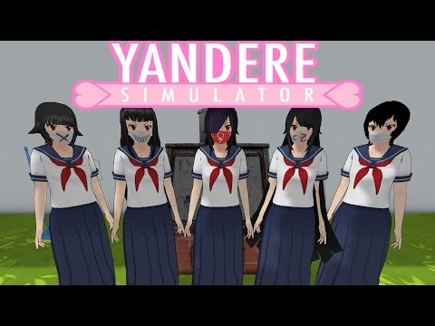 Yandere Girls With Masks Simulator Picture