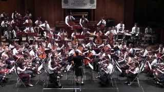 My Love is Like a Red Red Rose - Ayrshire Fiddle Orchestra