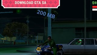 download gta sa lite android gpu mali - Kênh video giải trí