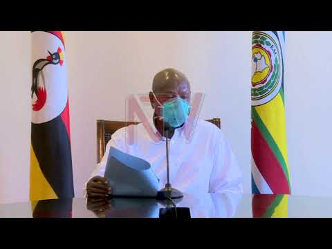 President Museveni sends martyrs' day address