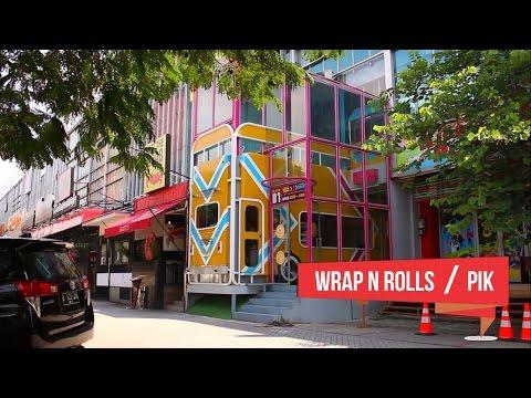 Video Wraps & Roll: Restoran Unik Berbentuk Bus (JKT)