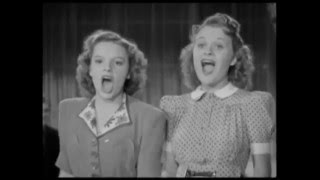 Judy Garland Stereo - Opera vs. Swing, Pt. 2 - Betty Jaynes - Babes In Arms 1939