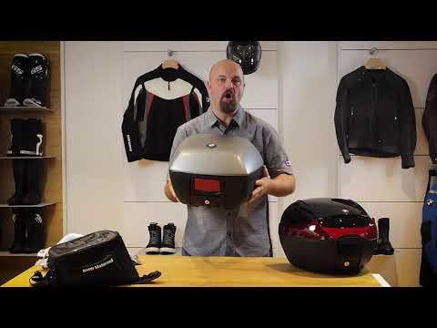 BMW Motorrad - Topcase mic și tocase ușor