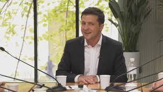 Звідки гроші у НВ? Зеленський вибухнув критикою на адресу НВ через власника-громадянина Чехії