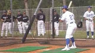 Alex Lavisky Batting