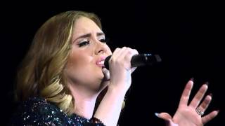 Adele 'Million Years Ago'  live @ Genting Arena Birmingham 30.03.16 HD
