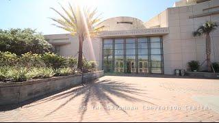 Take a Tour of the Savannah Convention Center