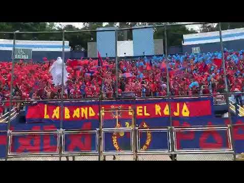 """""""La Banda Del Rojo"""" Barra: La Banda del Rojo • Club: Municipal"""